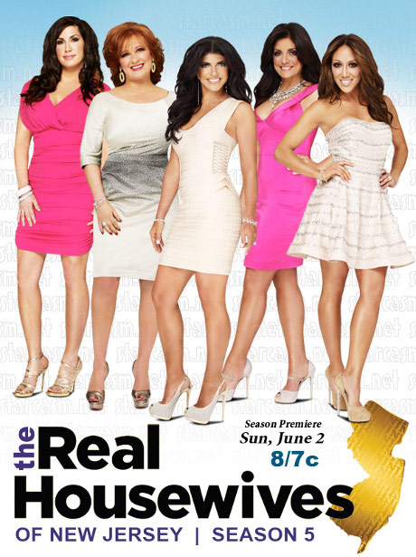 Real Housewives of New Jersey Season 5 Spoilers & Sneak Peek Preview!