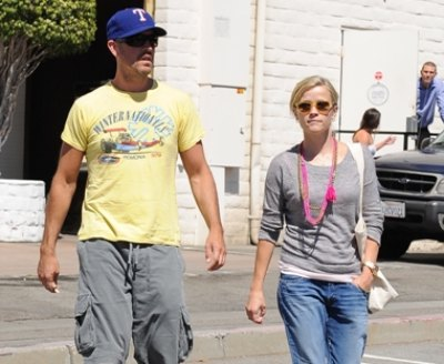 Reese Witherspoon and Husband Jim Toth ARRESTED - Breaking News