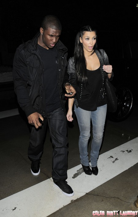 Kim Kardashian Heartbroken and Betrayed After Reggie Bush And Lilit Avagyan Announce Pregnancy
