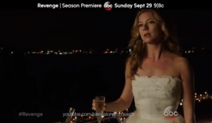 Revenge Season 3 Sneak Peek Preview & Spoilers: Will Emily Thorne Take A Bullet?
