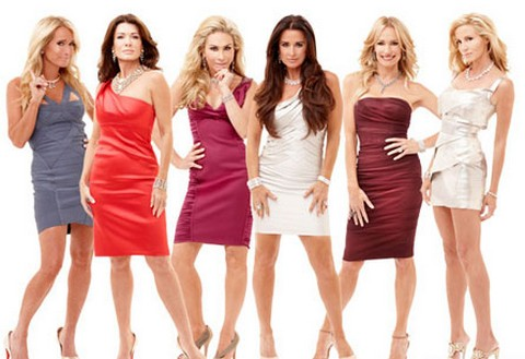 25 Days Til Christmas Top Television Gems Countdown - # 20 - The Real Housewives of Beverly Hills