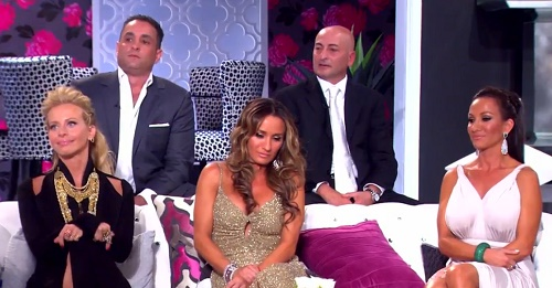 Real Housewives Of New Jersey Reunion Season 6 Spoilers: Teresa Giudice Storms Off Stage, Jim Marchese, Dina Manzo Battle