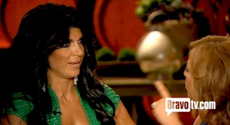 Real Housewives of New Jersey Season 4 Reunion Part 2 Preview Spoiler: Teresa Giudice 'I'll Rip Her Head Off' (Video)