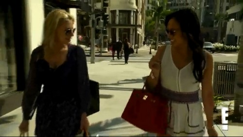 #RichKids Of Beverly Hills Shopping is Cardio: Dorothy Chang and Morgan Stewart - Spoiled Beyond Belief Or Faking It? (VIDEO)