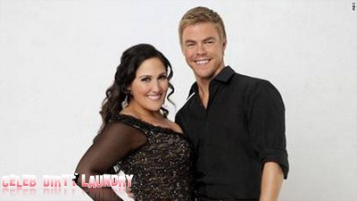 Ricki Lake's Dancing with the Stars Slow Waltz Performance Video 11/07/11