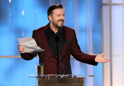 Ricky Gervais Outs Jodie Foster As Lesbian