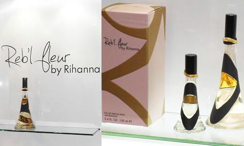 Reb'l Fleur by Rihanna Her First Fragrance