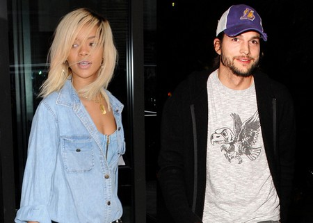 Rihanna And Ashton Kutcher To Have A Jewish Wedding