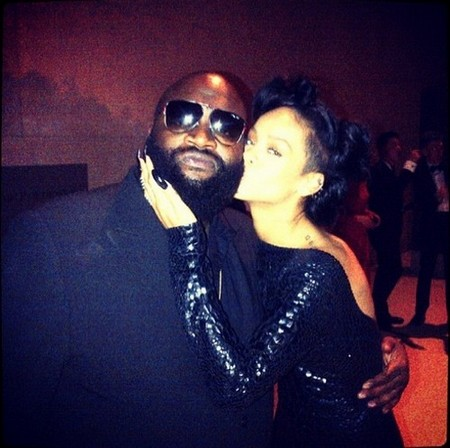 Rick Ross Crushing On Rihanna So He Loses Weight
