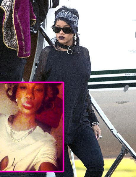 Rihanna Dumps Best Friend Melissa Forde from her Entourage: Was she too Outspoken and Controversial?