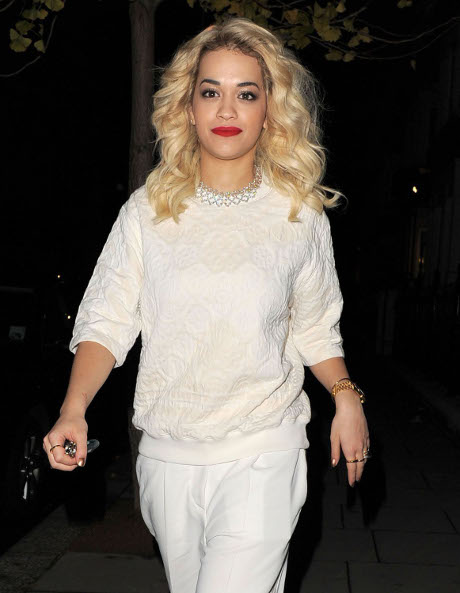 Is Robert Kardashian's Ex Rita Ora Hooking Up With Diva Beyonce's Main Man Jay-Z?
