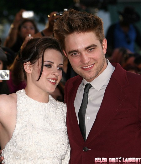 Robert Pattinson's Sisters Tell Kristen Stewart To Back The Hell Off!