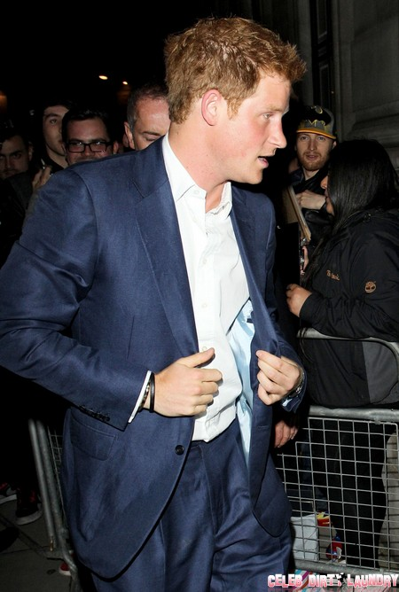 'The Dark Knight Rises' UK Premiere After Party