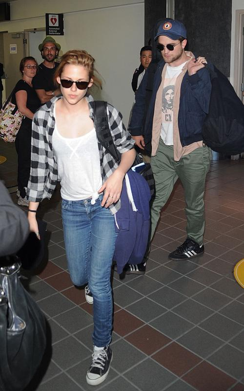 Robsten Back Together Again In LA