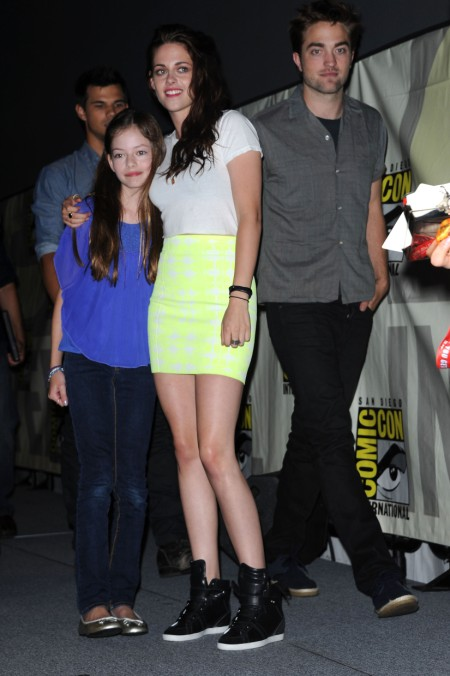 Kristen Stewart Broke Cheating News To Robert Pattinson Before Teen Choice Awards 0726