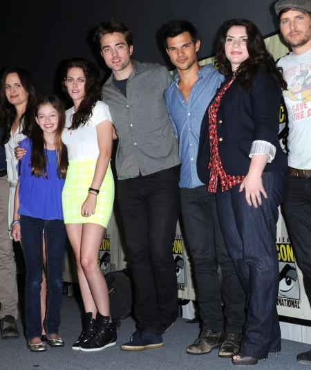 Robert Pattinson To Refuse Breaking Dawn Part 2 Promotion With Kristen Stewart 0730
