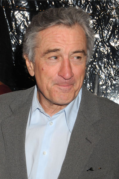 Robert DeNiro Becomes A Dad Again At The Age Of 68!
