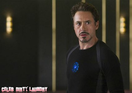 Robert Downey Jr. Makes Bank At The Box Office -- Rakes In 50 Million Dollar Salary For 'Avengers'