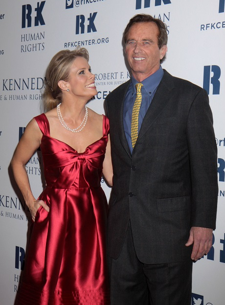 Robert F Kennedy Jr Cheating On Cheryl Hines - Serial Cheater Screwing Around Weeks Before Wedding!