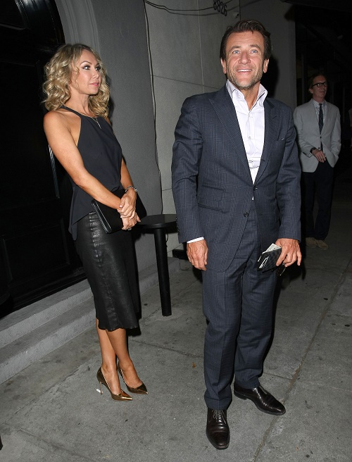 kym johnson confirmed relationship