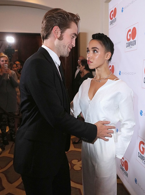 Robert Pattinson and FKA Twigs' Wedding On Hold Indefinitely