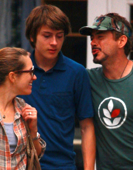 Robert Downey Jr.'s Son Indio Downey Seeks Rehab for Prescription Pain Med Addiction!