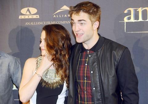 The Twilight Saga: Breaking Dawn Part 2 - Madrid Photocall