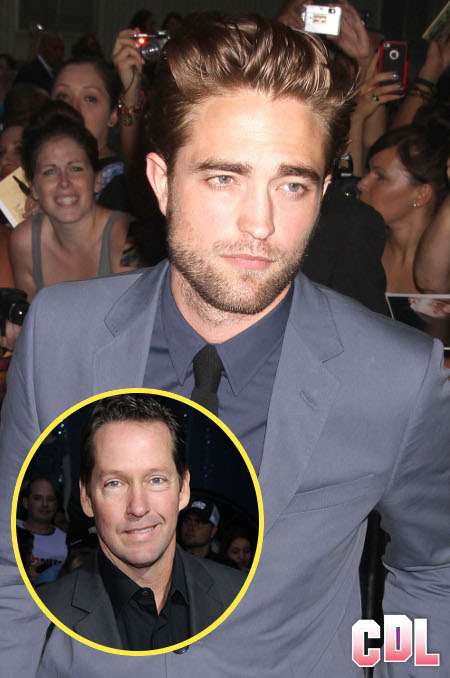 D.B. Sweeney Calls Robert Pattinson A Douche!