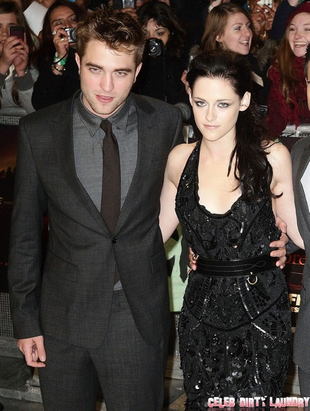 Robert Pattinson and Kristen Stewart Forced By Law To Promote Breaking Dawn Part 2 Together