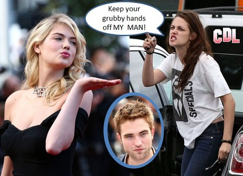 Will Robert Pattinson And Kate Upton Be Dating Anytime Soon?
