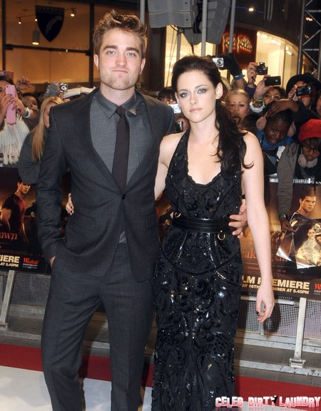 Robert Pattinson And Kristen Stewart To Marry – Or Else!