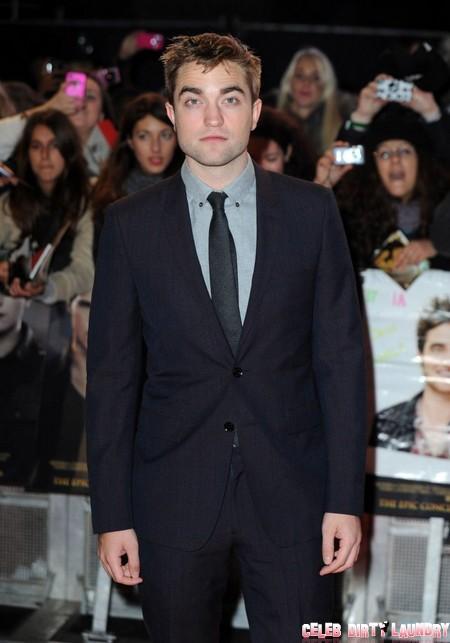 Robert Pattinson Doing Cocaine At The Viper Room - Coke Bender Eyewitness Report