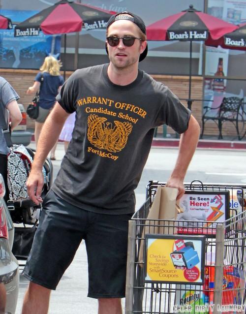 Robert Pattinson Dumped Kristen Stewart After She Joked About Cheating With Rupert Sanders - Report