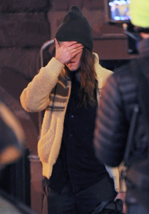 Robert Pattinson and Dylan Penn Hook Up in LA While Kristen Stewart Away Filming in NYC