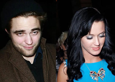 Robert Pattinson and Katy Perry Dating After Kristen Stewart Abandonment?