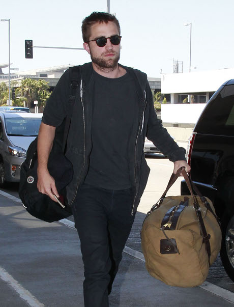 Robert Pattinson Leaves Kristen Stewart in the Dust: He's Already Found Another Love?