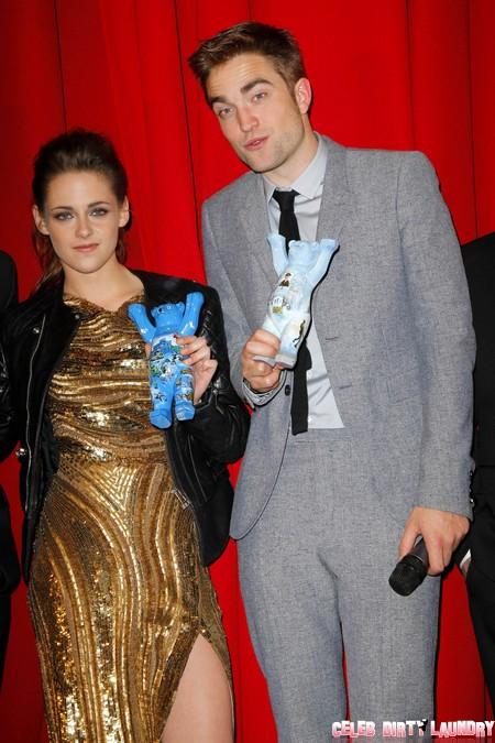 Robert Pattinson To Leave Kristen Stewart After Breaking Dawn Part 2 Promotional Tour
