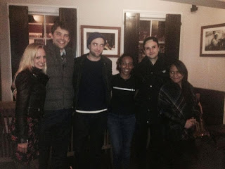 Robert Pattinson and Nettie Wakefield Dating: Rob Staying In London To Get Closer to Nettie?