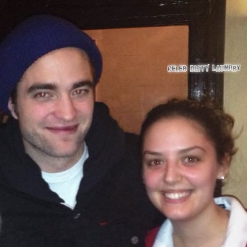 Robert Pattinson Still In London - Pining Away For Kristen Stewart? (PHOTO)