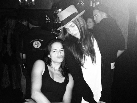 Robert Pattinson Dating Michelle Rodriguez? Their Super Sexy Night Out Revealed!