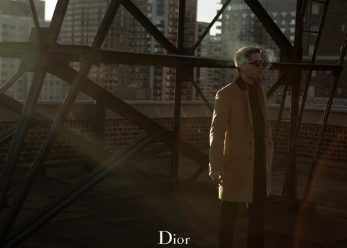 Robert Pattinson New Dior 'Winter Wonderland' Promo Pics Released (PHOTOS)