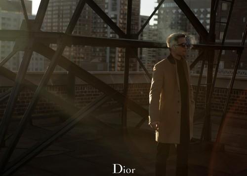 Robert Pattinson New Dior 'Winter Wonderland' Promo Pics Released (PHOTOS)