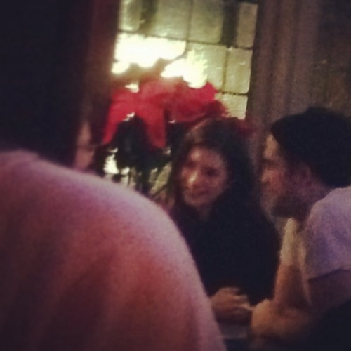 Robert Pattinson Spotted With Mystery Woman - New Girlfriend in London - Kristen Stewart Loses Her Mind (PHOTO)
