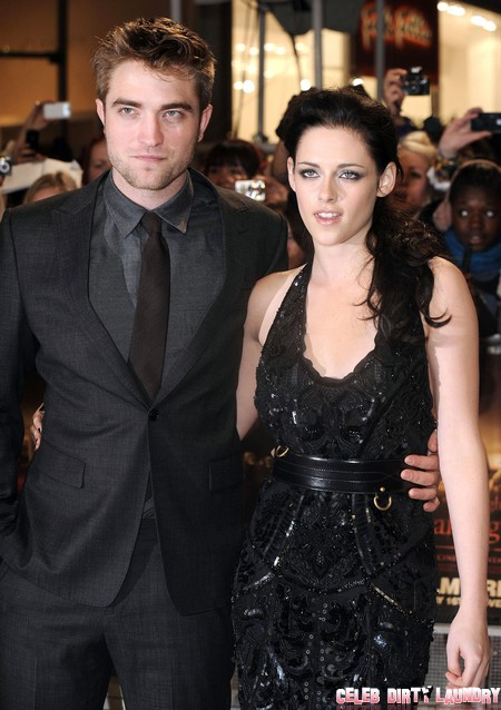 Robert Pattinson Refuses To Do Any Twilight Promotion With Kristen Stewart