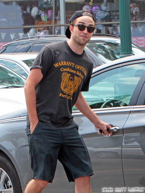 Robert Pattinson Quits Smoking After Quitting Kristen Stewart: Has A Reason To Live After Escaping The Trampire