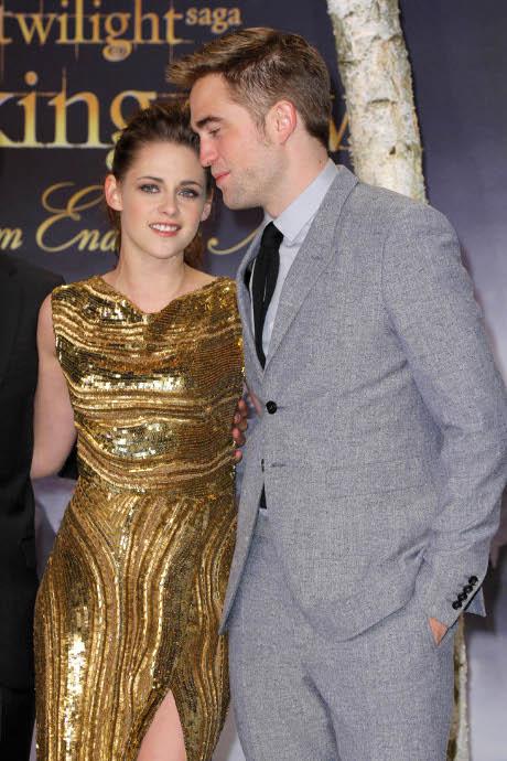 Kristen stewart and robert pattinson engagement ring