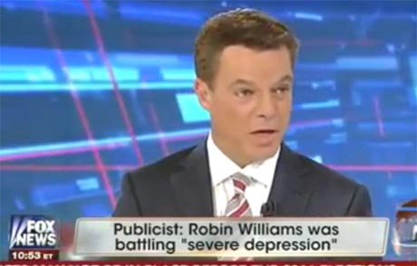 Robin Williams' Called a 'Coward' by Fox News Anchor Shepard Smith - Issues Halfhearted Apology (VIDEO)