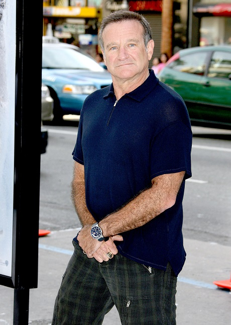 Robin Williams' Wife Susan Schneider Reveals Actor Suffered From Early Stages Of Parkinson's Disease Prior To His Suicide (READ)