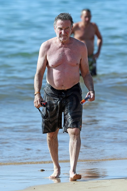 Robin Williams In Rehab After Drug Relapse