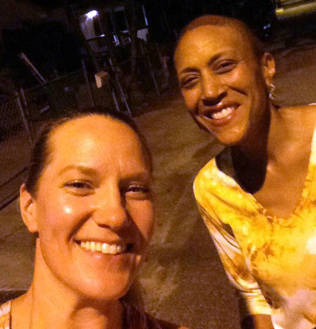 Robin Roberts Speaks out about Longtime Girlfriend Amber Laign for the First Time! (VIDEO)